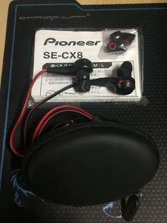 Pioneer CX8 (100%全新原裝 )門市價約$1150 超級優惠價$300