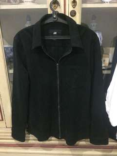 H&M Jacket Seude