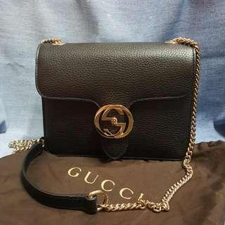Gucci (Shoulder/ Crossbody Handbag)