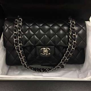 Authentic chanel medium classic