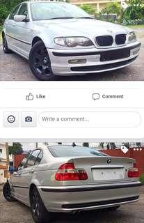 BMW E46 325i 2.5(A)FACELIFT SPORTY EDITION