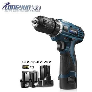 Rechargeable Lithium Battery Cordless Electric Drill