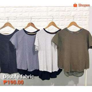 Double fabric
