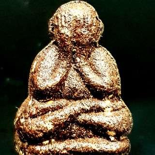 Lp khampan ( Wat That Mahachai)