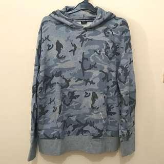 Jaket hoodie UNIQLO x ANDY WARHOL