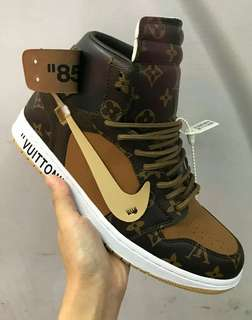 "🔥JORDAN 1 off white ""LV""🔥"
