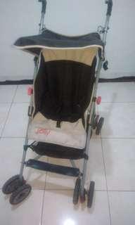 Jolly lightweight stroller