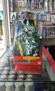 1/100 Gundam Bael with First Edition Stand