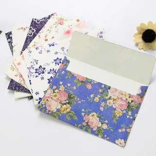 Floral Envelop