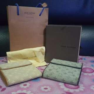 Authentic lv wallets
