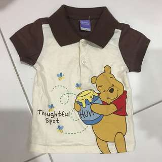 Baby polo t