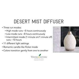 Desert Mist Diffuser