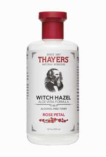thayers witch hazel rose toner