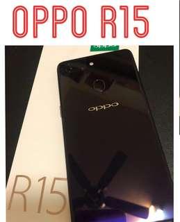🚚 Oppo R15