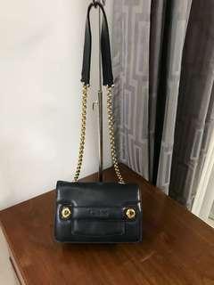 Authentic Vintage Chloe Black Chain bag