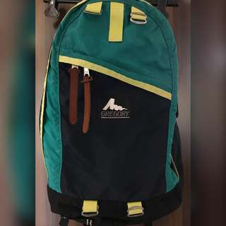 Gregory Daypack 藍綠