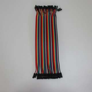 Jumper Wire Female to Female [20cm 40pcs]