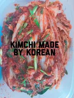 Homemade Kimchissss