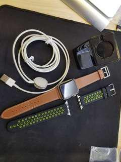 Apple watch stainless steel 不銹鋼 42mm