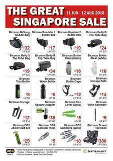 BIKE31's GSS Sale (Birzman Pumps and Tools)