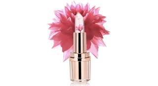 [IN-STOCK] PrettyDiva Jelly Flower Lipstick Barbie Pink Mood Color Changing Lipstick Moisturizer Lip Balm