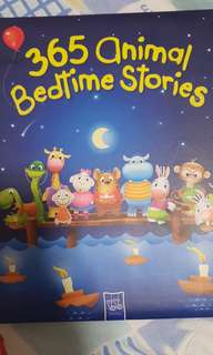 365 Animal bed time stories