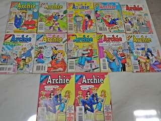 Archie Digest Comics