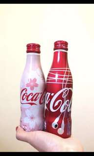 Sakura Coca Cola Bottle