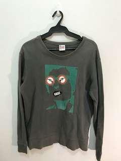 5CM Graphic Sweater