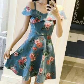 Cute dress Korean style