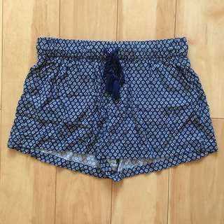 (包郵) *全新* H&M Navy Shorts
