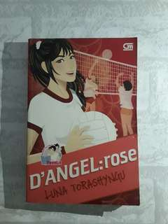 Novel Teenlit📖 D'ANGEL: Rose