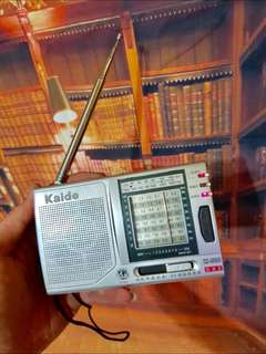 Vintage radio... still function