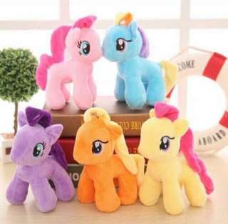 My Little Pony Stuffed Toy