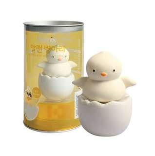 韓國出品 , 鴨仔造型香水座 ( 芒果味 )