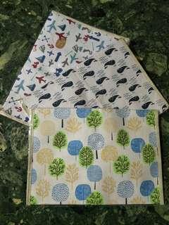 Cloth material file