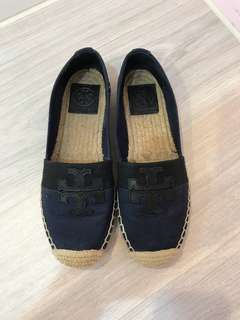 🚚 Tory Burch草編鞋