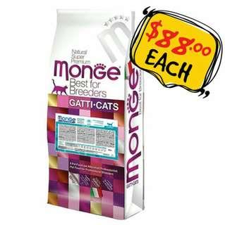 GSS Promotion Monge Cats Dry Food 10kg