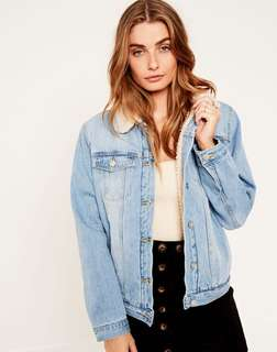 Denim jacket from glassons
