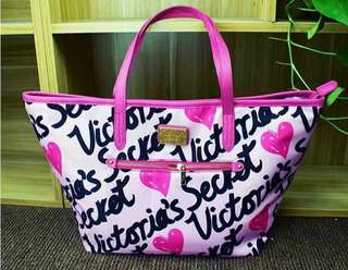 Victoria's Secret Tote and Duffle Bag