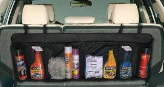 韓國出品 , 汽車尾座用收納袋