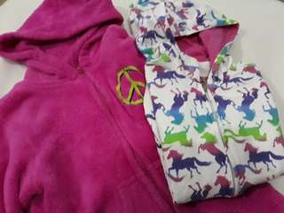 Bundle girls jacket