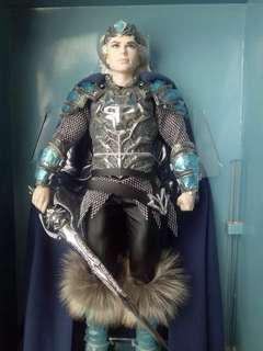 barbie DWF50遥远森林 King of the Crystal Cave