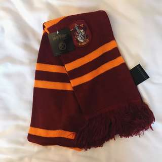 Syal Gryffindor Original New