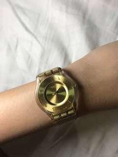 Swatch Hello Darling Ladies Watch