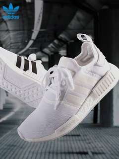 Adidas NMD R1 White CQ2411