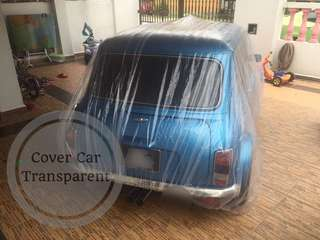 Cover car Transparent