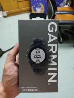 Garmin forerunner 935 英文版運動手錶
