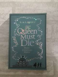 Novel Terjemahan📗 The Queen Must Die, Gadis Penjelajah Waktu by K.A.S. Quinn