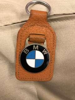 BMW Leather Key Chain